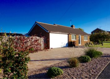 Thumbnail 2 bed detached bungalow for sale in Bramble Road, Retford