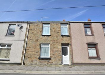 Thumbnail 4 bed terraced house for sale in Aman Street, Aberdare, Rhondda Cynon