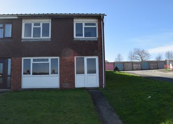 Thumbnail 3 bed semi-detached house to rent in Ystwyth Close, Penparcau