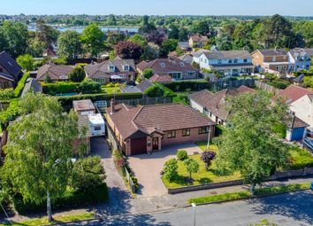 Thumbnail 3 bed detached bungalow for sale in Borrow Road, Oulton Broad, Lowestoft.