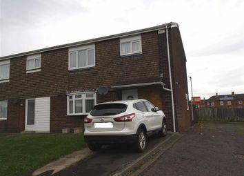 Thumbnail 4 bed end terrace house for sale in Annitsford Drive, Dudley, Cramlington