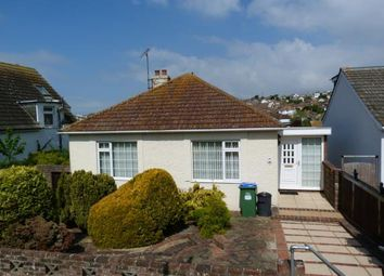 Thumbnail 2 bed bungalow for sale in Ashurst Avenue, Saltdean, East Sussex