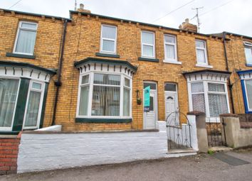 Thumbnail 2 bed terraced house for sale in Livingstone Road, Scarborough
