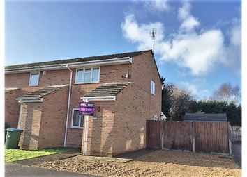 Thumbnail 2 bed end terrace house for sale in Junction Close, Ford