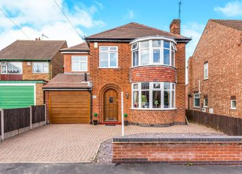 Thumbnail 4 bed detached house for sale in Welwyn Road, Hinckley