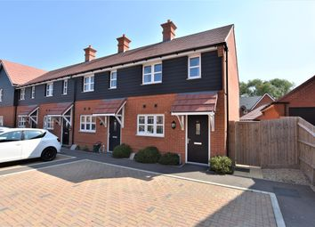Thumbnail 2 bedroom end terrace house for sale in Teasel Bank, Harwell, Didcot