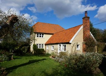 Thumbnail 4 bed cottage for sale in Gandish Road, East Bergholt, Colchester, Suffolk