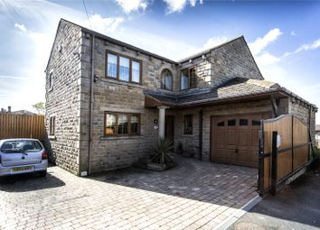 Thumbnail 4 bed detached house for sale in Occupation Lane, Dewsbury, West Yorkshire