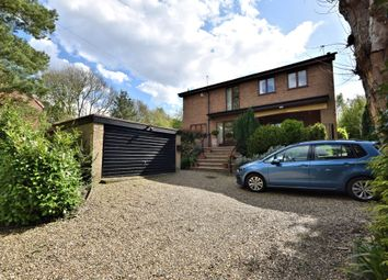 Thumbnail 5 bed detached house for sale in West End, Costessey, Norwich