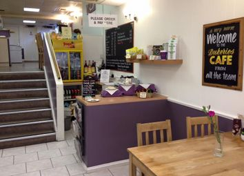 Thumbnail Restaurant/cafe for sale in Cafe & Sandwich Bars S80, Nottinghamshire