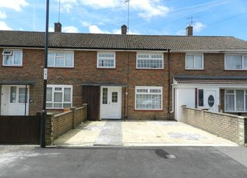 Thumbnail 3 bed terraced house to rent in Johnson Walk, Crawley