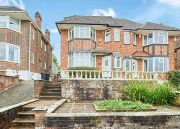 Thumbnail 4 bed semi-detached house for sale in Arnos Grove, Southgate, Greater London