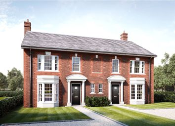 4 bed semi-detached house for sale in Pirbright Terrace, Guildford Road, Pirbright, Woking GU24