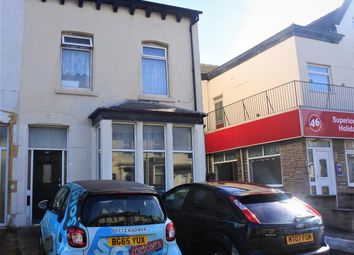 Thumbnail 3 bed flat for sale in Park Road, Blackpool
