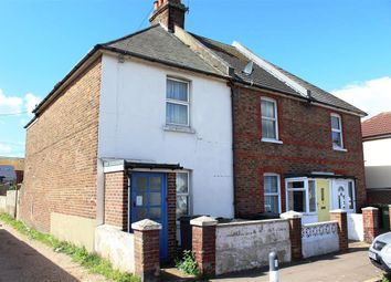 Thumbnail 2 bed end terrace house for sale in Myrtle Road, Eastbourne
