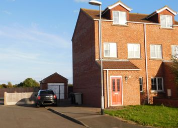 Thumbnail 3 bed end terrace house for sale in Winston Drive, Skegness, Lincs