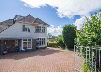 Thumbnail 5 bed detached house for sale in Ridgeway, Newport, South Wales.