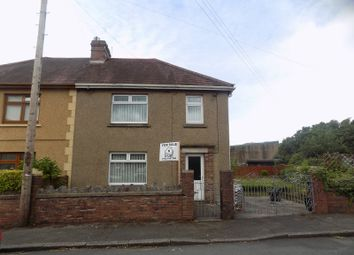 Thumbnail 3 bed semi-detached house for sale in Heol Undeb, Cwmavon, Port Talbot, Neath Port Talbot.