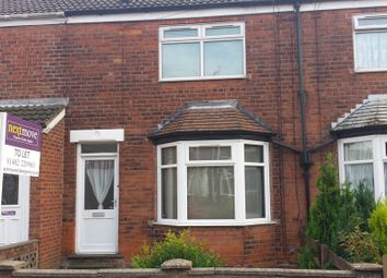 Thumbnail 2 bedroom terraced house to rent in Mayville Avenue, Hull