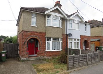 Thumbnail 3 bed semi-detached house for sale in Drake Road, Bishopstoke, Eastleigh