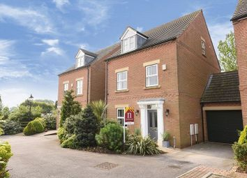 Thumbnail 4 bedroom detached house for sale in The Hedgerows, Cliffe, Selby