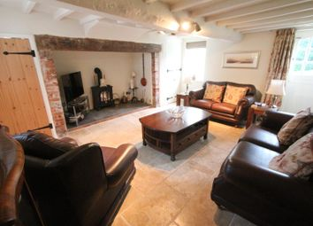 Thumbnail 4 bed cottage for sale in Main Street, Newbold Verdon, Leicester
