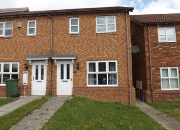 Thumbnail 3 bed semi-detached house for sale in Highfields, Durham