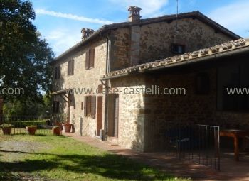 Thumbnail 5 bed farmhouse for sale in Siena (Town), Siena, Tuscany, Italy