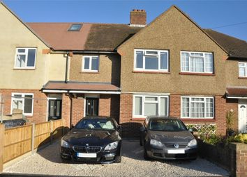 Thumbnail 3 bedroom terraced house to rent in Riverside Road, Hersham, Walton-On-Thames, Surrey