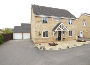 Thumbnail 4 bed detached house for sale in Vokes Street, Peterborough, Cambridgeshire