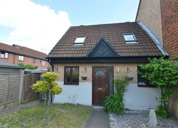 Thumbnail 2 bedroom terraced bungalow for sale in Leaforis Road, Cheshunt, Hertfordshire