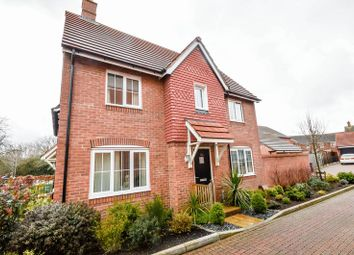 Thumbnail 3 bed property for sale in Culverhouse Road, The Sidings, Town Area