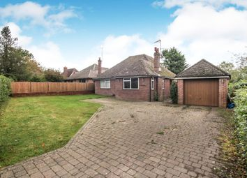 Thumbnail 3 bedroom bungalow for sale in Valley Road, Studham, Dunstable