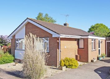 Thumbnail 3 bed detached bungalow for sale in Milletts Close, Exminster, Exeter