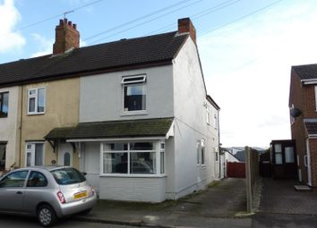 Thumbnail 3 bed flat for sale in Granville Street, Woodville, Swadlincote, Derbyshire
