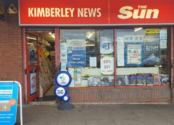 Thumbnail Commercial property for sale in Greens Lane, Kimberley, Nottingham