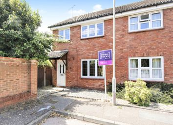 Thumbnail 3 bed semi-detached house for sale in Greding Walk, Brentwood