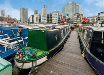 1 bed houseboat for sale in Boardwalk Place, Poplar Dock Marina E14
