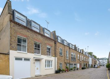 Thumbnail 3 bed property to rent in Coleherne Mews, West Chelsea, London