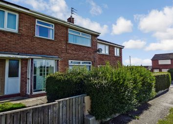 Thumbnail 3 bed terraced house to rent in Farndale Square, Bishop Auckland