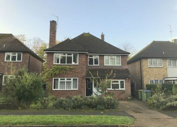 Thumbnail 4 bed detached house for sale in Hermitage Close, Claygate, Esher