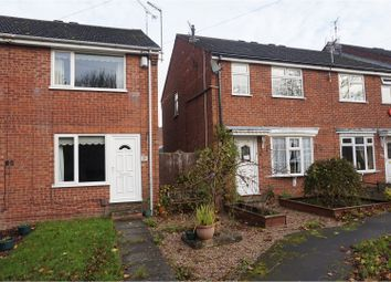 Thumbnail 2 bed end terrace house for sale in Blackthorn Drive, Eastwood