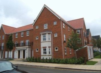 Thumbnail 2 bed flat to rent in Sarah West Close, Norwich