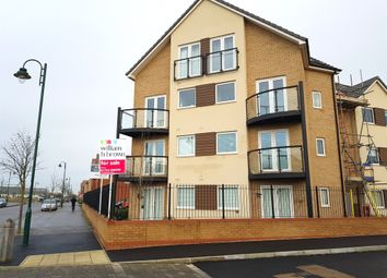 Thumbnail 1 bedroom flat for sale in Torridon Drive, Hampton Centre, Peterborough