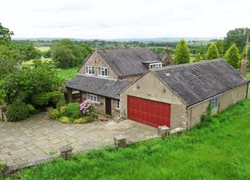 Thumbnail 4 bed detached house for sale in Dams Lane, Gratton, Staffordshire
