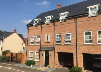 Thumbnail 5 bed town house for sale in Newland, Marston Moretaine, Bedford