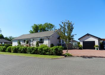 Thumbnail 4 bed detached bungalow for sale in 1 Croft Manor, Eaglesfield, Dumfries & Galloway