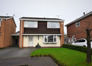 Thumbnail 4 bed detached house for sale in Langford Road, Mickleover, Derby