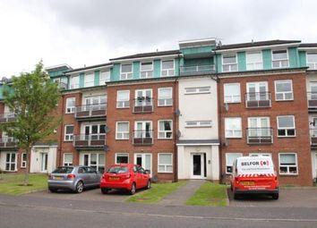 Thumbnail 2 bed flat for sale in Strathblane Gardens, Glasgow, Lanarkshire