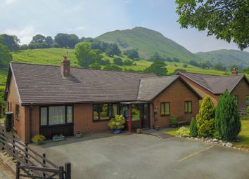 Thumbnail 4 bed bungalow for sale in Coed-Y-Go, Oswestry